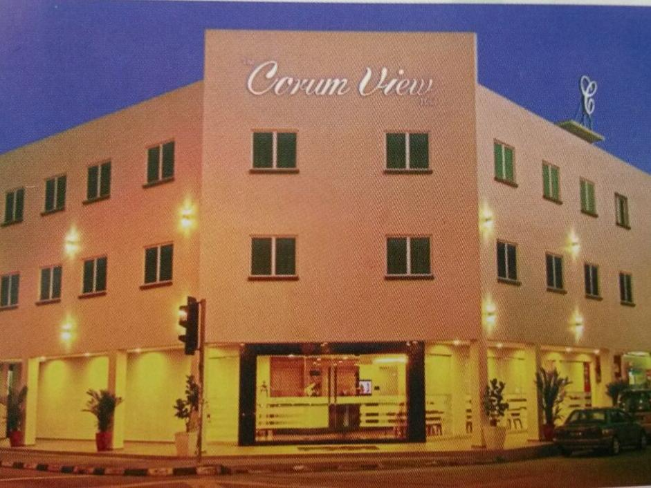 The Corum View Hotel - Hotels and Accommodation in Malaysia, Asia