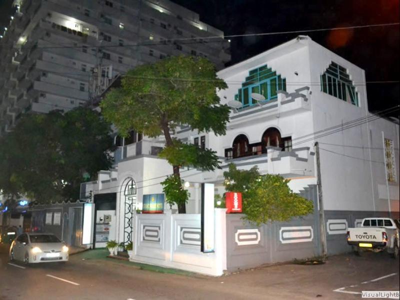 Grand Palace Hotel Colombo
