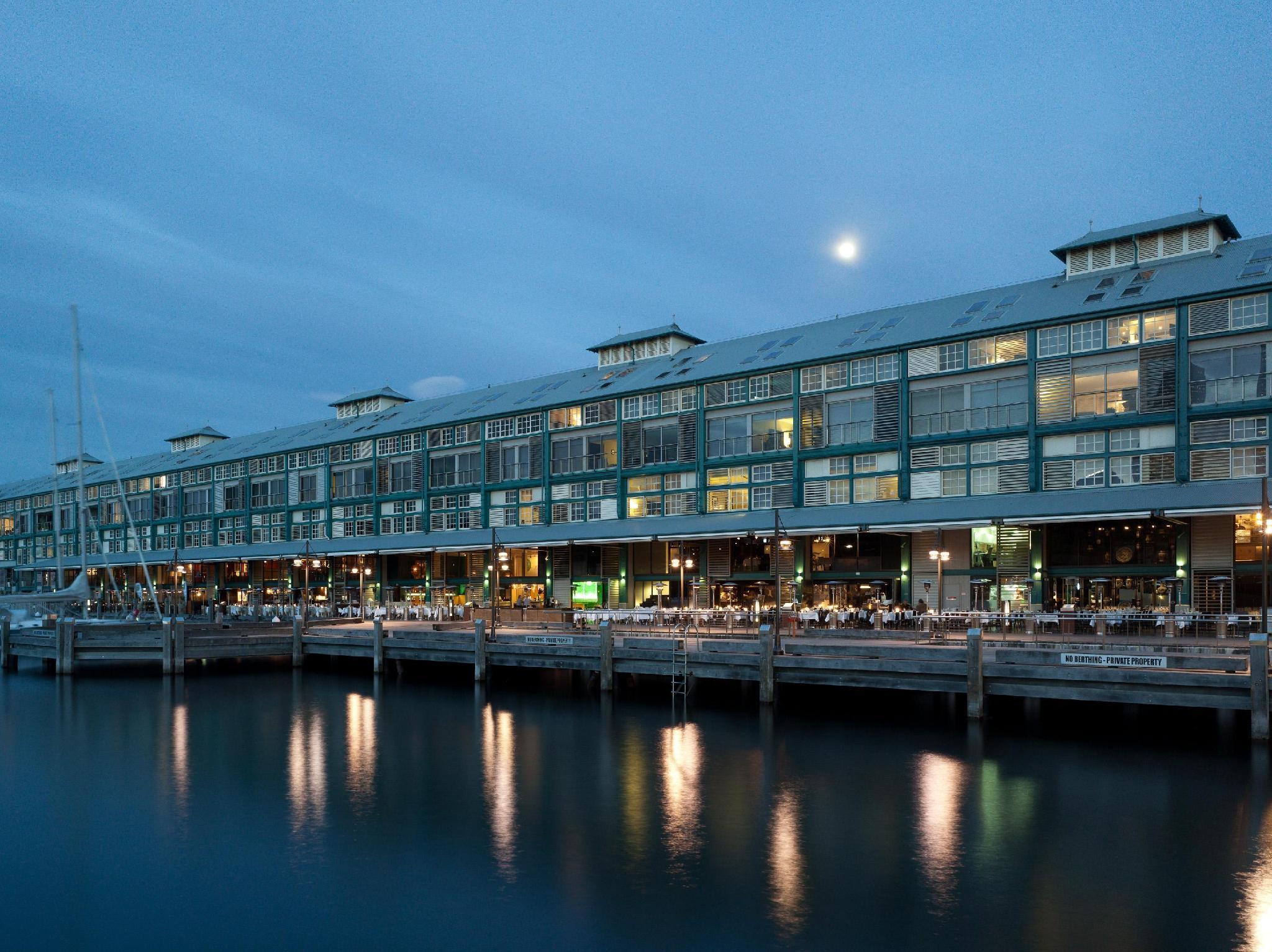 Blue Sydney Hotel