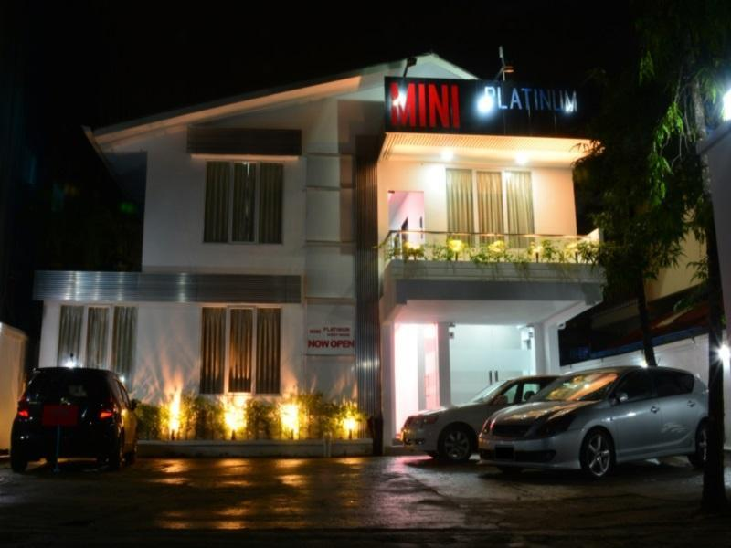 Mini Platinum Hotel - Hotels and Accommodation in Myanmar, Asia