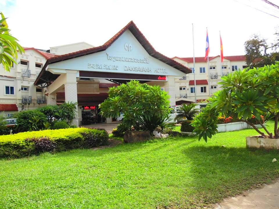 Dansavanh Hotel - Hotels and Accommodation in Laos, Asia