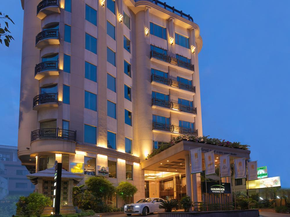 Gold Finch - Hotell och Boende i Indien i Bengaluru / Bangalore
