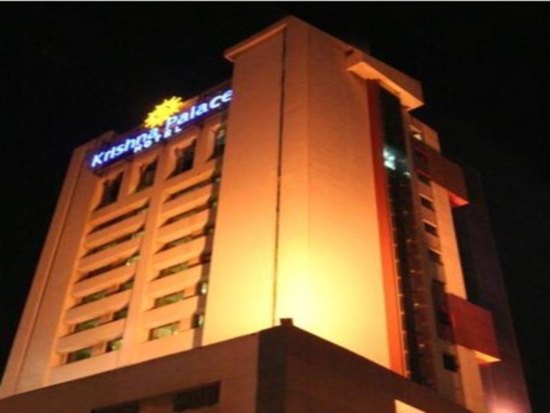 Krishna Palace Residency Hotel - Hotell och Boende i Indien i Mumbai