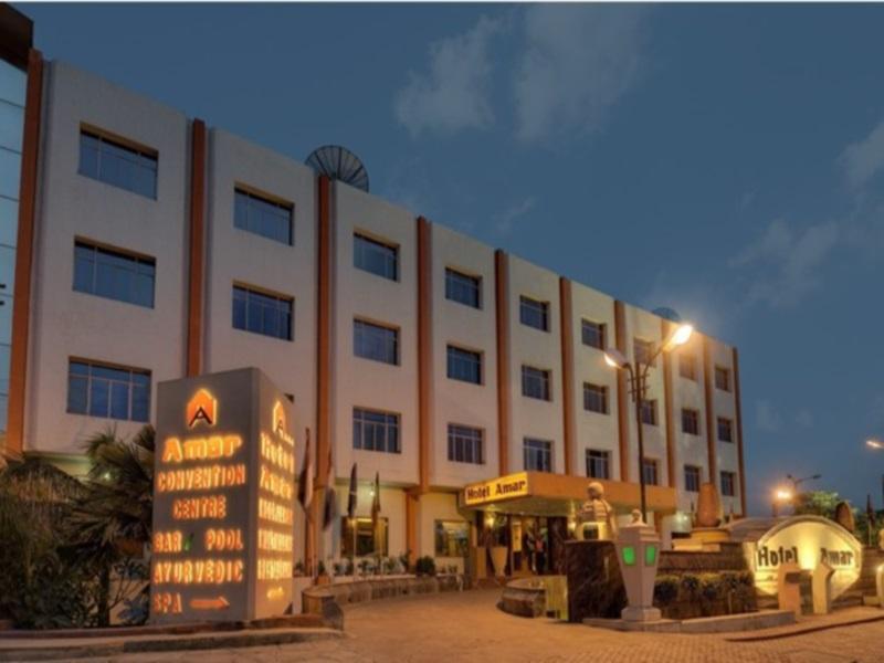 Hotel Amar - Hotell och Boende i Indien i Agra