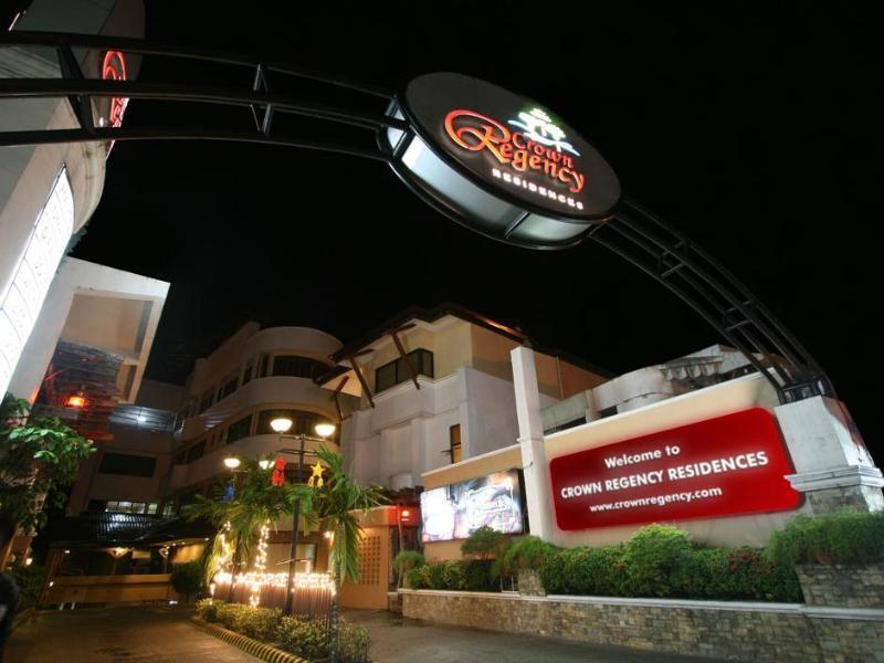 Crown Regency Residences Cebu Hotel סבו