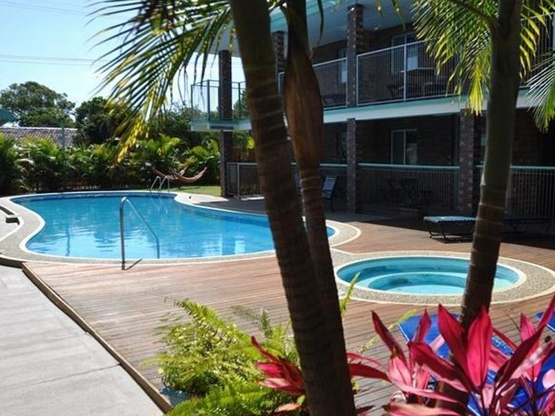 Econo Lodge Park Beach - Hotell och Boende i Australien , Coffs Harbour