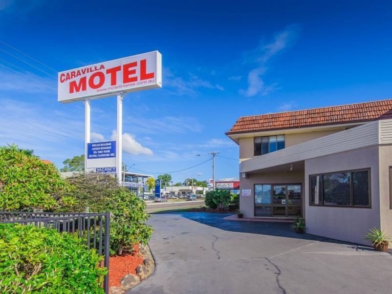 Caravilla Motel In Taree - Hotell och Boende i Australien , Taree