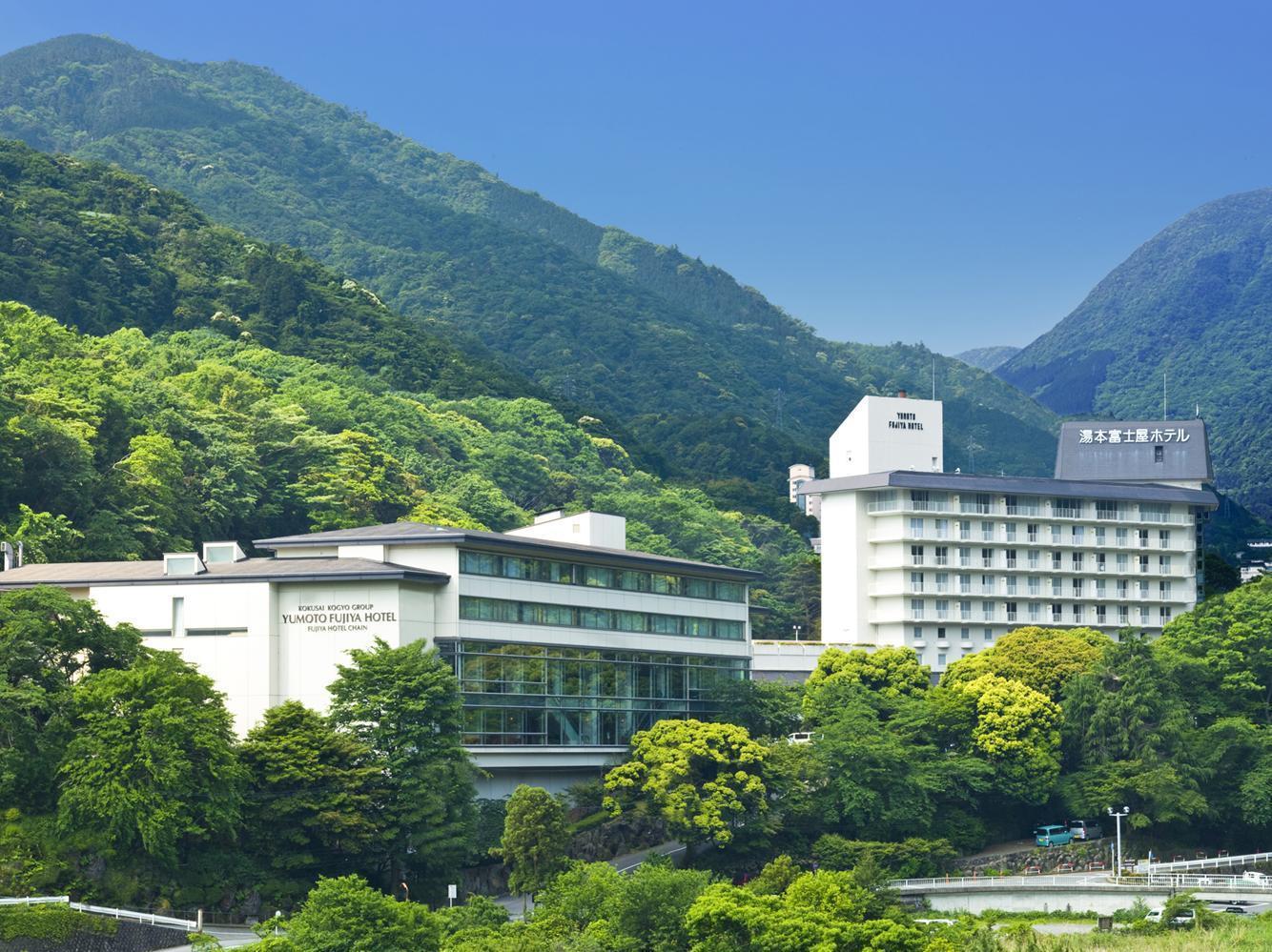 Yumoto Fujiya Hotel Hakone