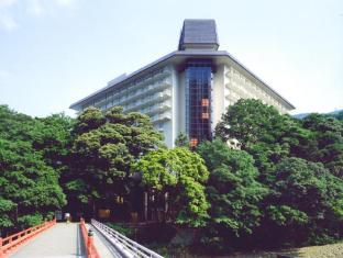 Yumoto Fujiya Hotel האקונה - בית המלון מבחוץ