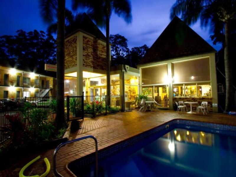 Sanctuary Resort - Hotell och Boende i Australien , Coffs Harbour