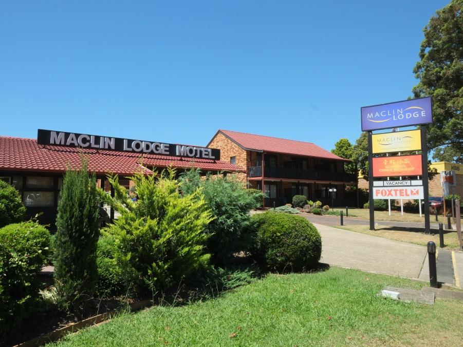 Maclin Lodge Motel - Hotell och Boende i Australien , Sydney
