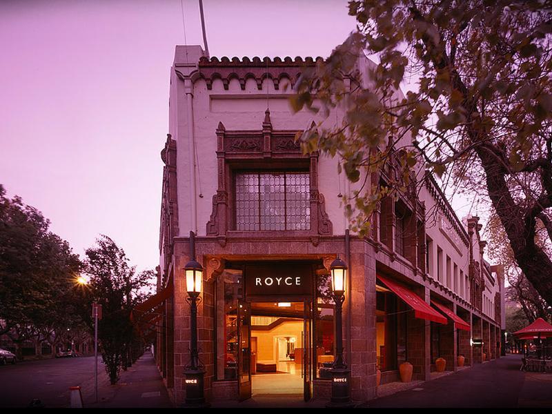 Royce Hotel - Hotell och Boende i Australien , Melbourne