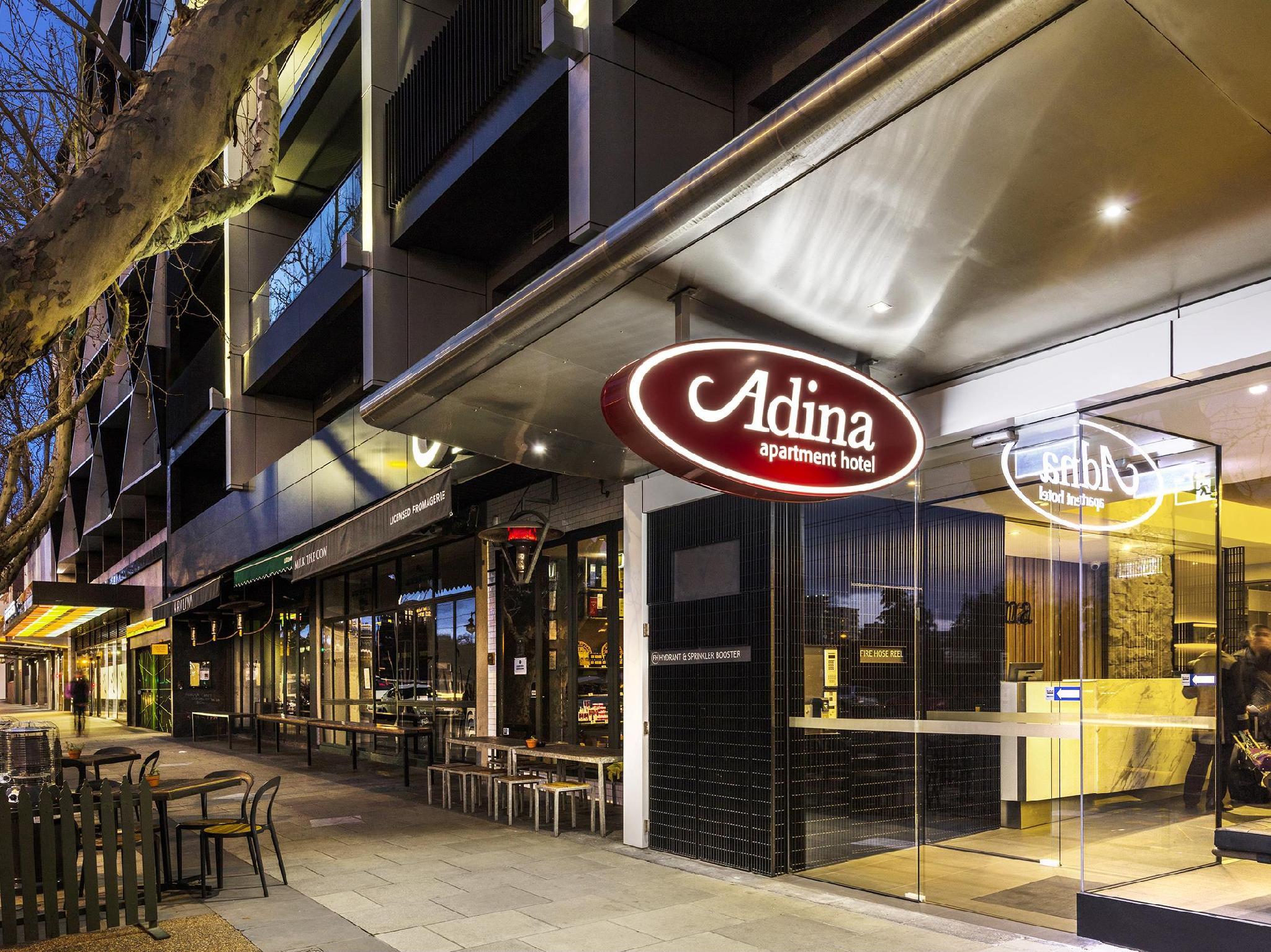 Adina Apartment Hotel St Kilda - Hotell och Boende i Australien , Melbourne