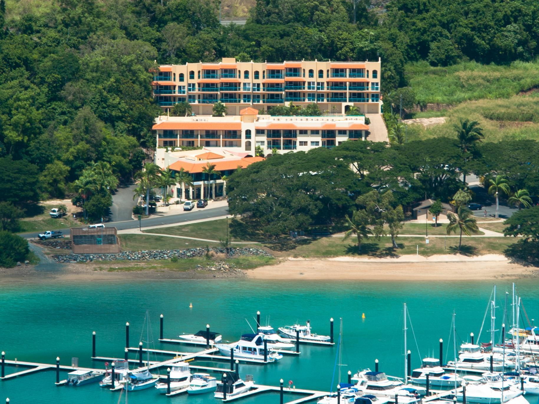 Shingley Beach Resort - Hotell och Boende i Australien , Whitsundays
