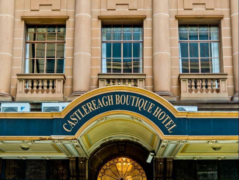 Castlereagh Boutique Hotel - Hotell och Boende i Australien , Sydney