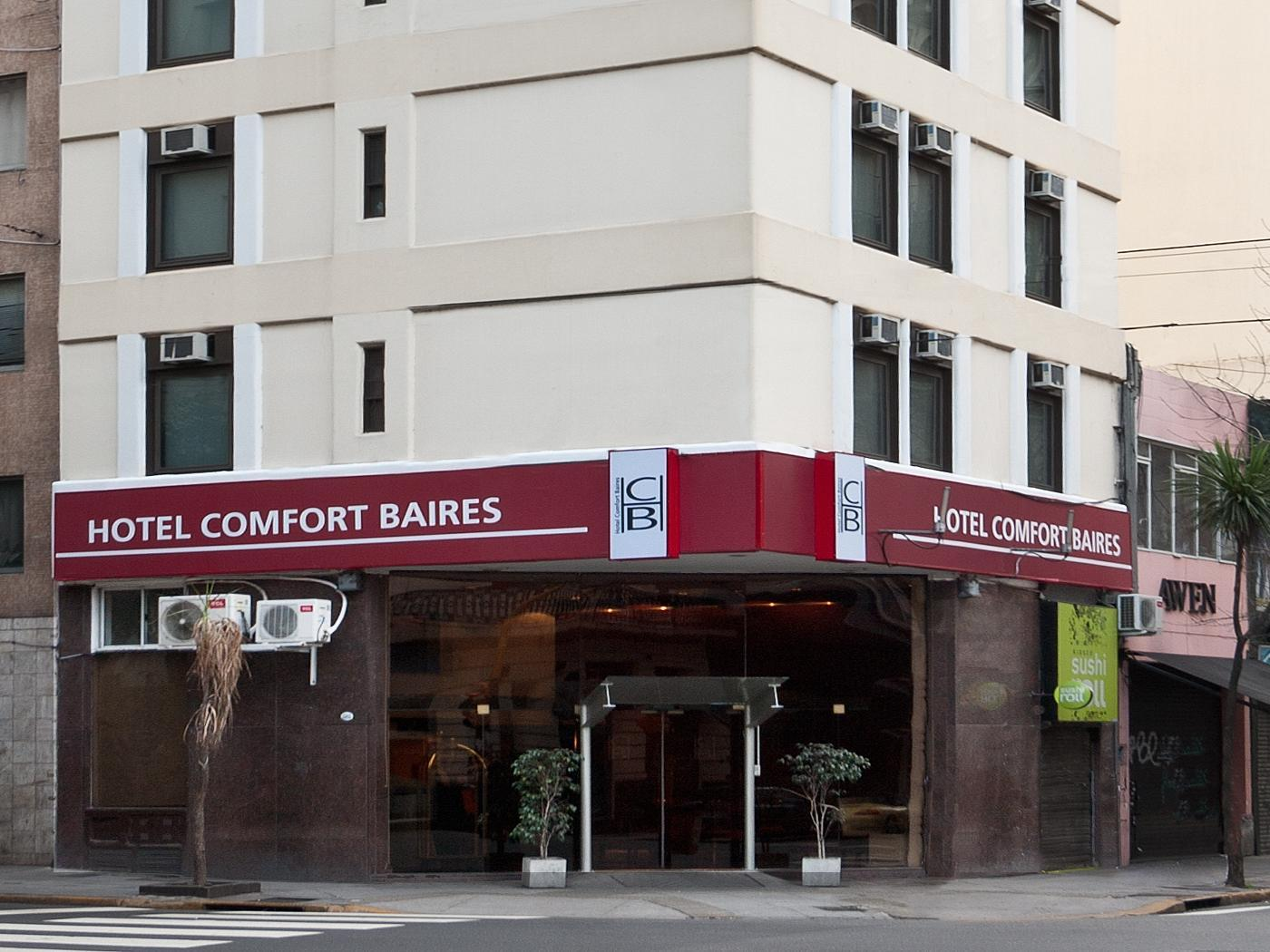 Hotel Comfort Baires - Hotels and Accommodation in Argentina, South America