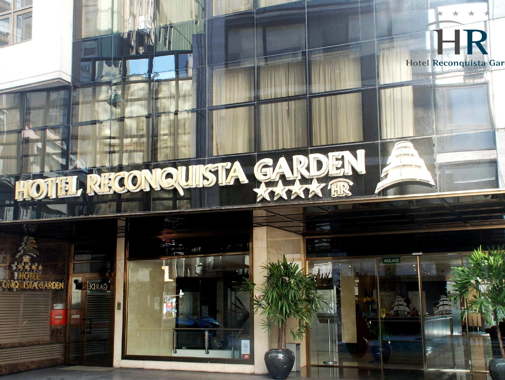 Hotel Reconquista Garden - Hotels and Accommodation in Argentina, South America