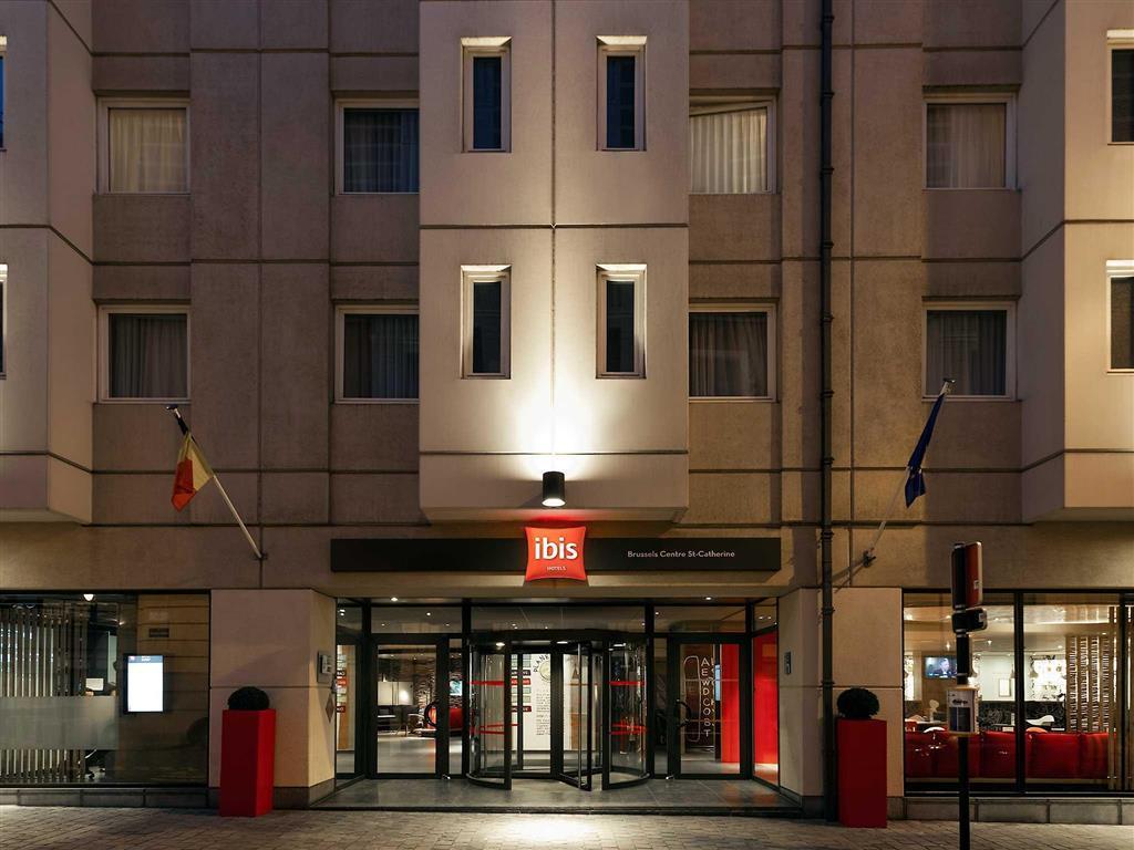 Ibis Brussels Centre Ste Catherine hotel
