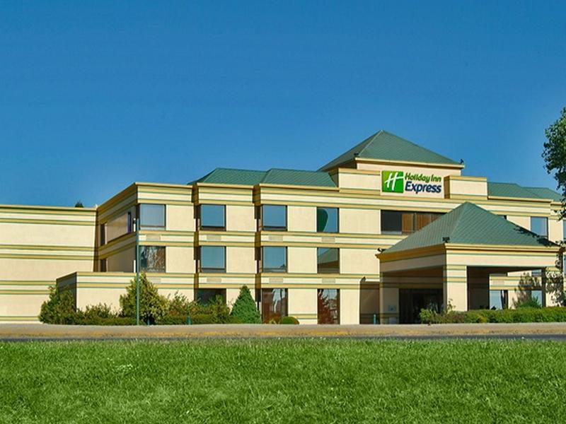 Holiday Inn Express Concepcion - Hotels and Accommodation in Chile, South America