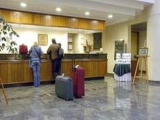 Diego De Almagro Airport Hotel Santiago - Reception