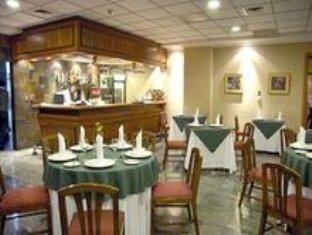 Diego De Almagro Airport Hotel Santiago - Restaurant