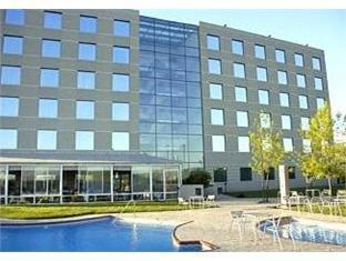 Diego De Almagro Airport Hotel Santiago - Exterior