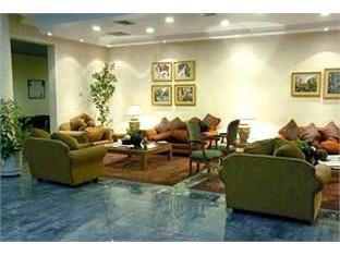 Diego De Almagro Airport Hotel Santiago - Lobby