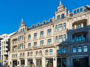 Angleterre Hotel Berlin Berlin - A szálloda kívülről
