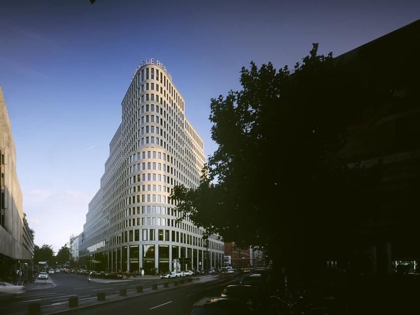 Hotel Concorde Berlin - Hotell och Boende i Tyskland i Europa