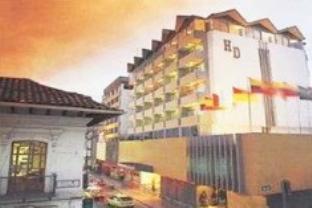 エル ドラド ホテルの外観