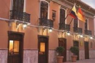 サンタ ルシア ホテルの外観