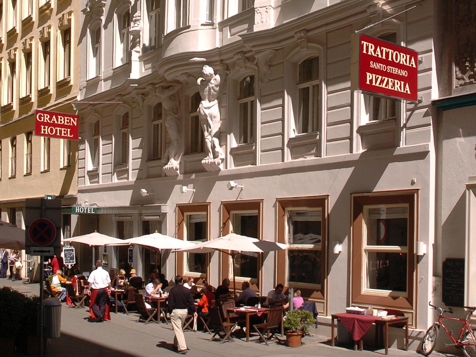 Graben Hotel Vienna - Graben Hotel