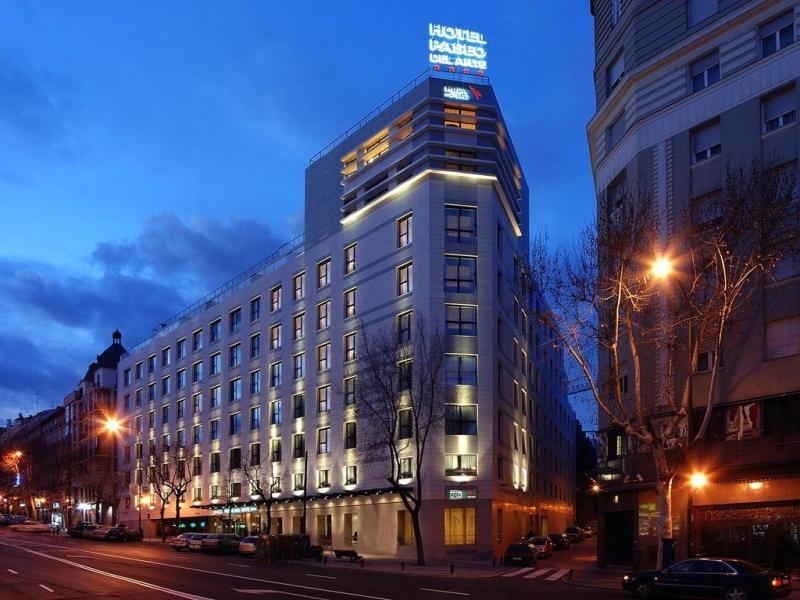 Hotel Paseo Del Arte मैड्रिड
