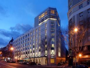 Hotel Paseo Del Arte मैड्रिड - होटल बाहरी सज्जा