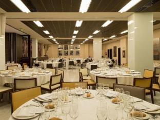 Hotel Paseo Del Arte मैड्रिड - रेस्त्रां