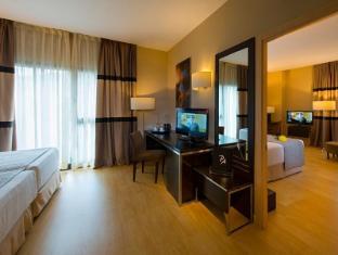 Hotel Paseo Del Arte मैड्रिड - अतिथि कक्ष