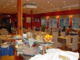 Botel Hotel Lisa Budapest - Restaurant