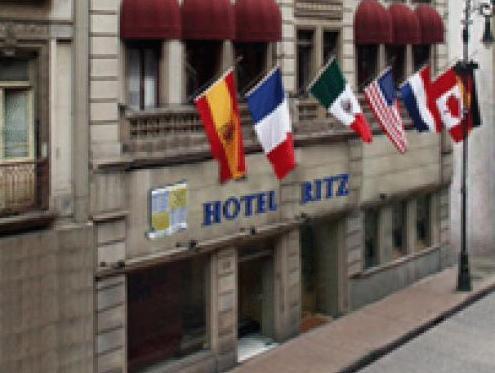 Hotel Ritz Ciudad de Mexico Mexico City - Exterior