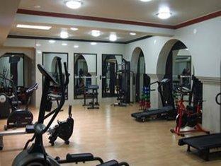 Diwane Hotel Marrakech - Fitness Room