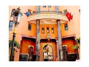 Diwane Hotel Marrakech - Exterior