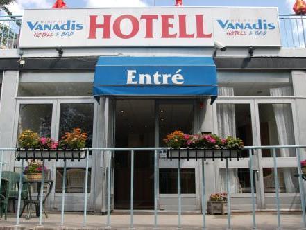 Hotell Vanadis Hotell and Bad