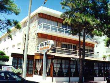 Hotel San Martin - Hotels and Accommodation in Uruguay, South America