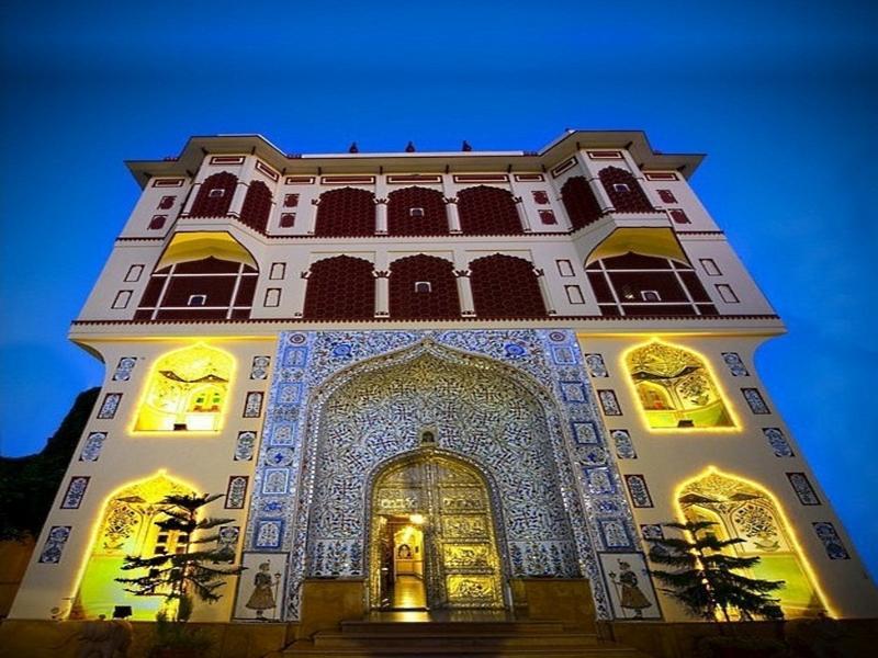 Umaid Mahal Hotel - Hotell och Boende i Indien i Jaipur