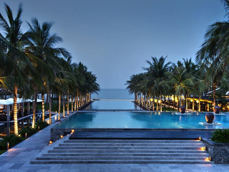 Hotell The Nam Hai Hotel