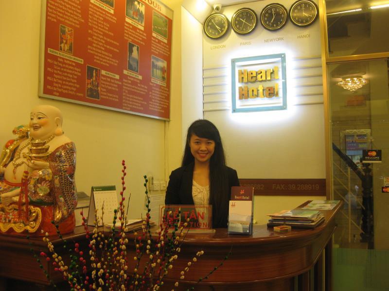 Heart Hotel - Hotell och Boende i Vietnam , Hanoi