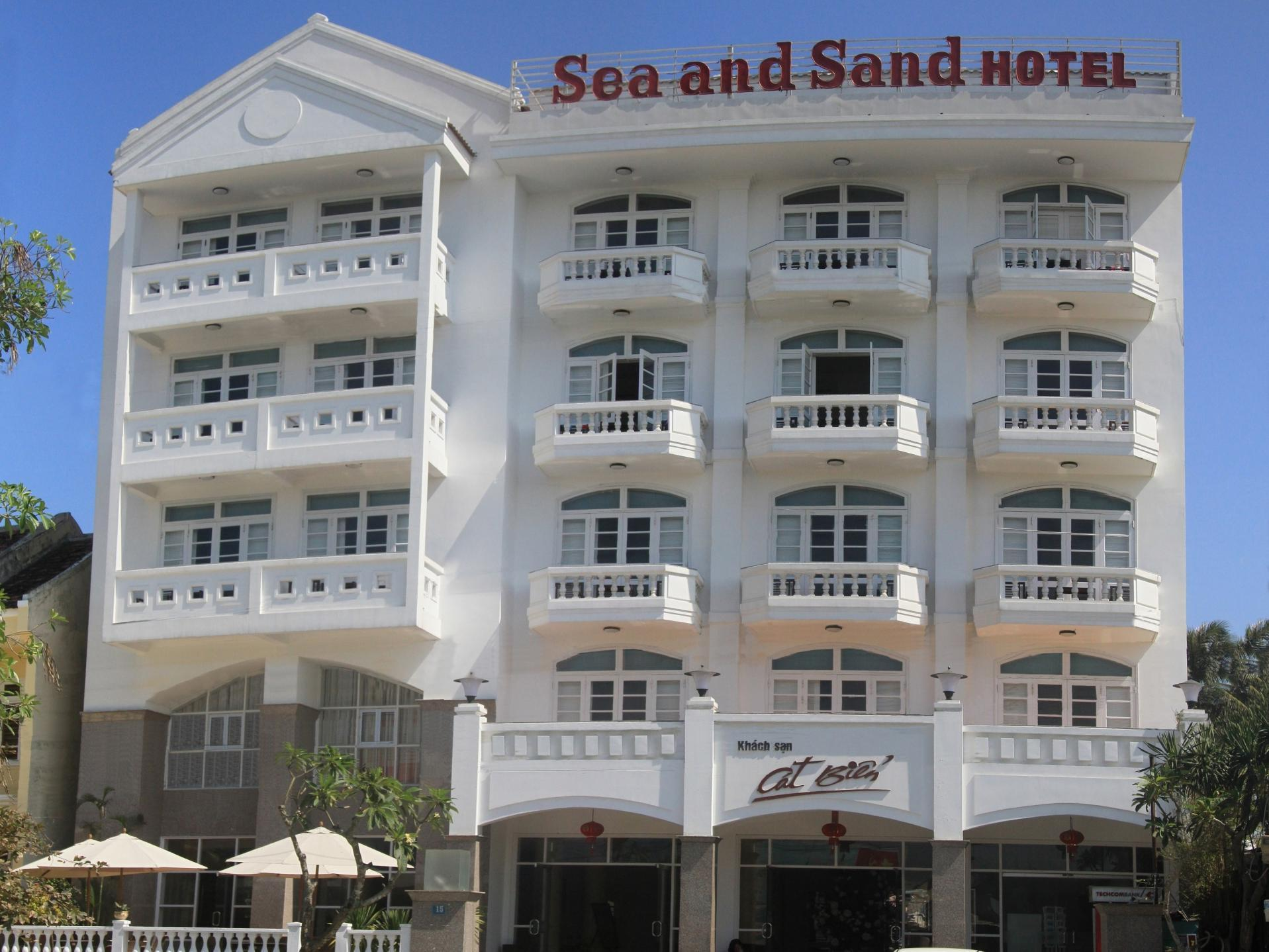 Hotell Sea and Sand Hotel