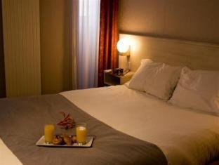 โรงแรมเบสท์ เวสเทิร์น กรองด์  ฟรองส์เซ บอร์โดซ์ - ห้องพัก