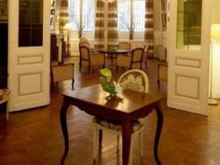 โรงแรมเบสท์ เวสเทิร์น กรองด์  ฟรองส์เซ บอร์โดซ์ - ภัตตาคาร