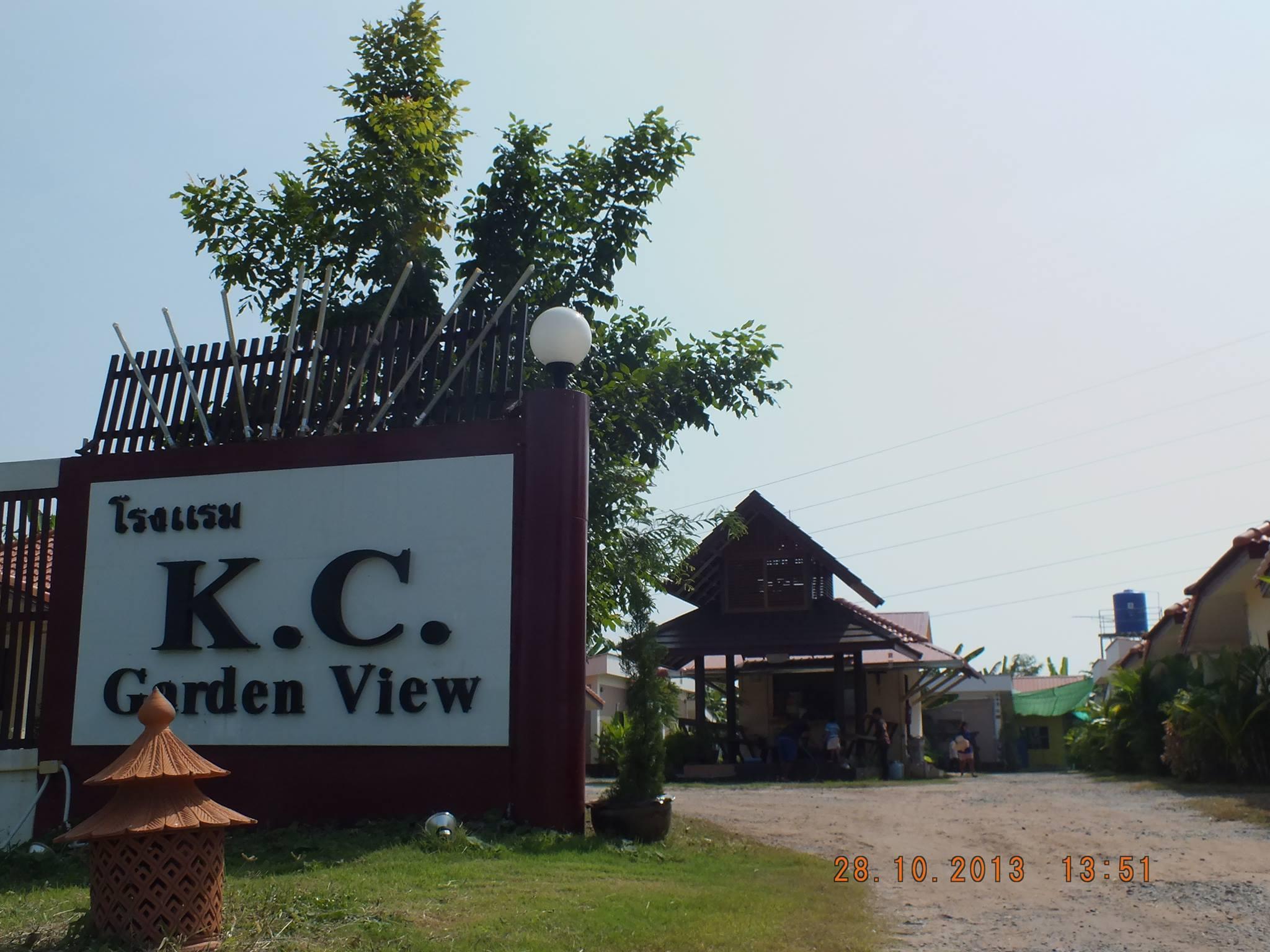 K.C. Garden View Guest House - Hotell och Boende i Thailand i Asien