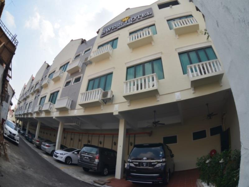 Swiss Hotel Heritage Boutique Melaka - Hotels and Accommodation in Malaysia, Asia